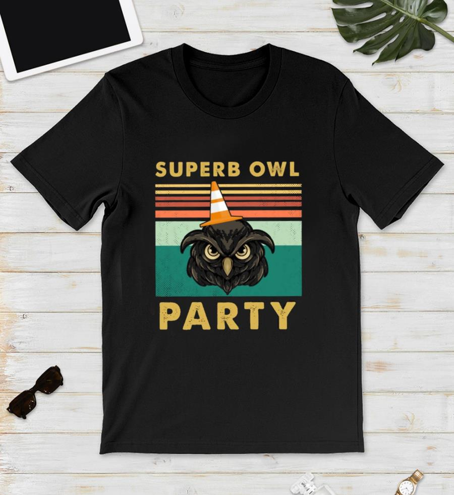 Superb owl party what we do in the shadow fan tee vintage t-s unisex