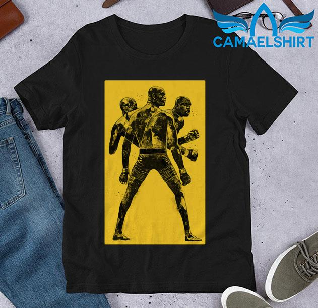 Anderson Silva the spider shirt