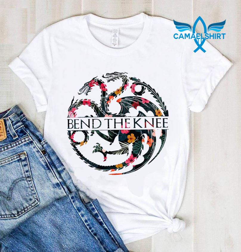 Dracarys ben the knee Game Of Thrones shirt