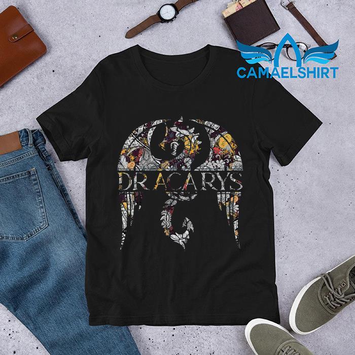 Dracarys Dragonfire t-shirt