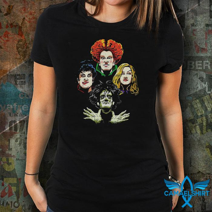 Hocus Pocus Freddie Mercury band ladies shirt