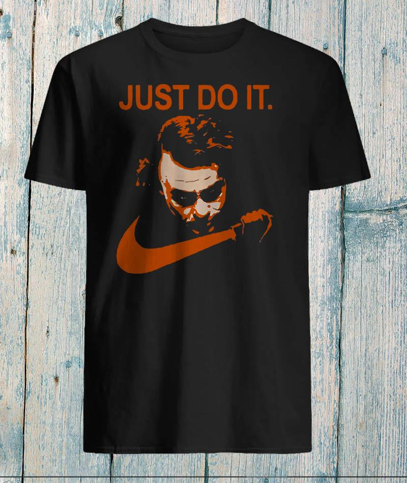 Joker just do it Halloween shirt