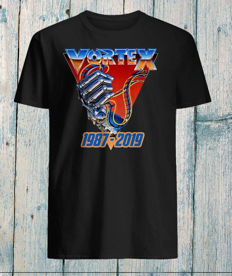 Vortex Kings Island 1987-2019 shirt