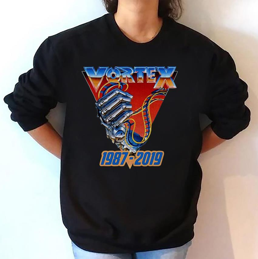 Vortex Kings Island 1987-2019 sweat shirt