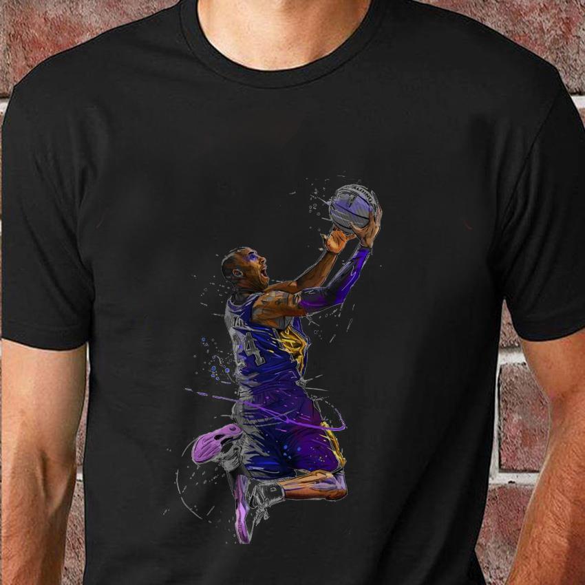 Thank you memories 1978-2020 Kobe Bryant t-shirt