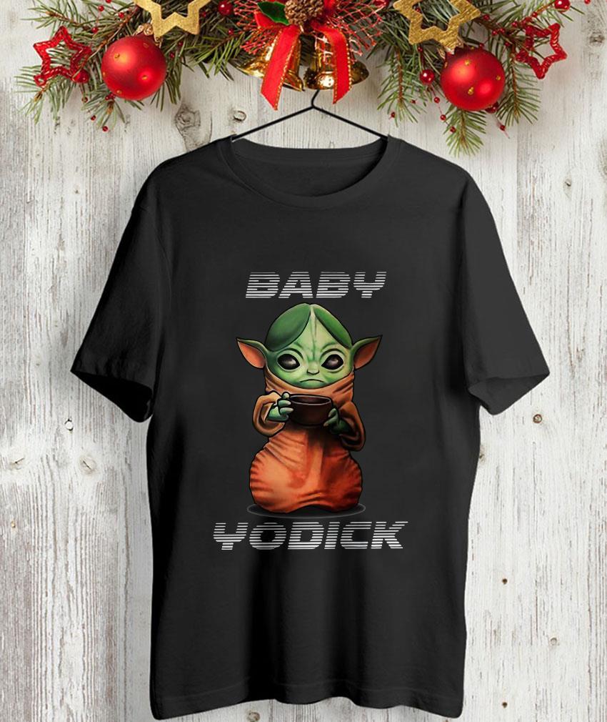 The Mandalorian Baby Yodick unisex-shirt