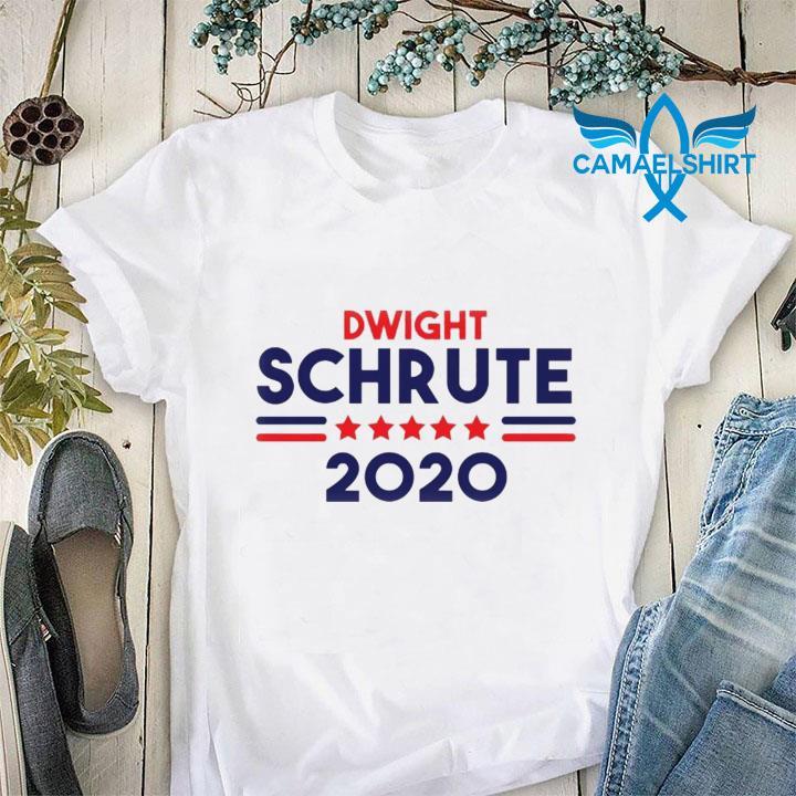 Dwight Schrute president 2020 t-shirt