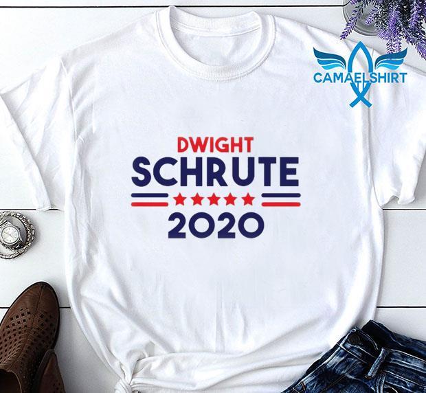Dwight Schrute president 2020 unisex-shirt