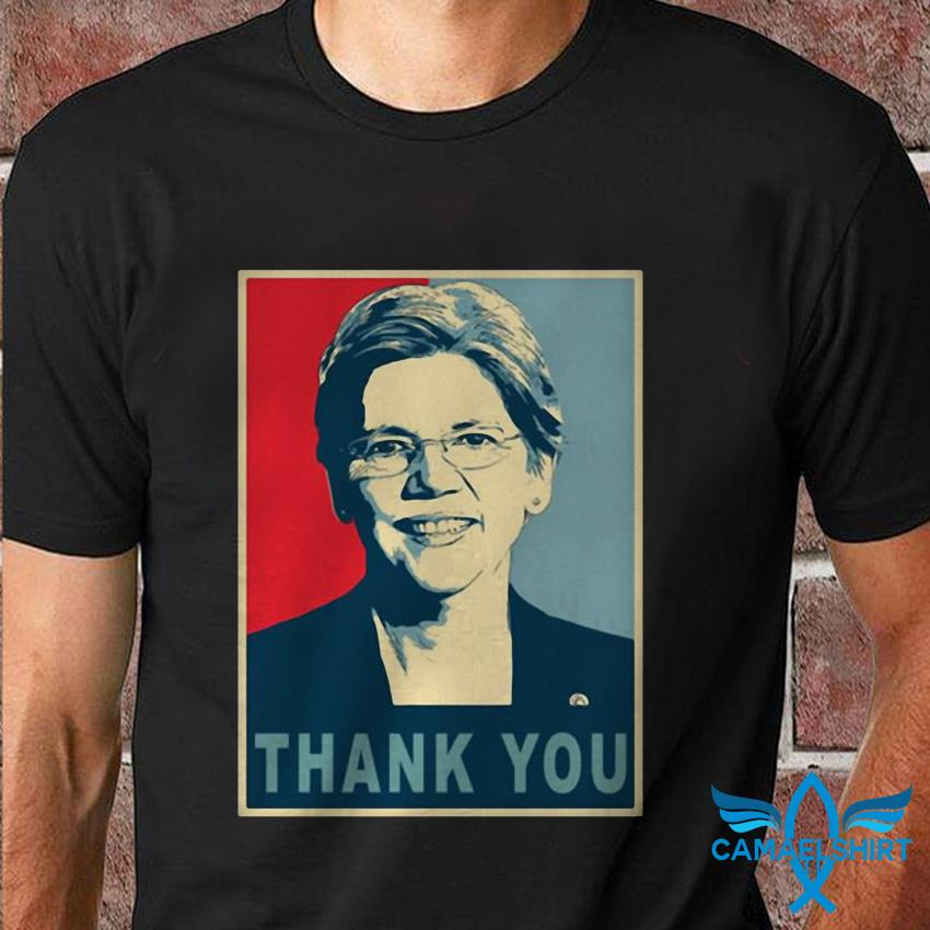 Elizabeth hope poster thank you t shirt
