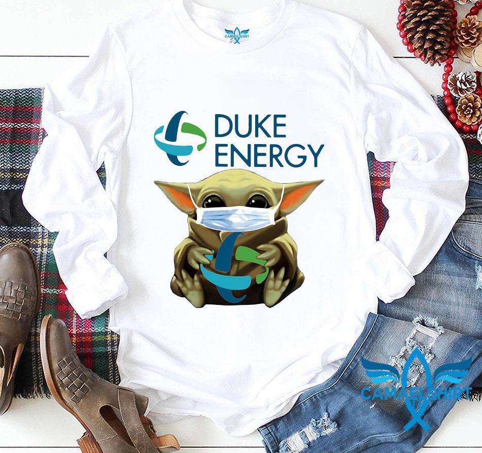 Baby Yoda Duke Enercy quarantine longsleeve