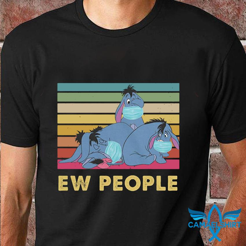 Eeyore ew people vintage quarantine