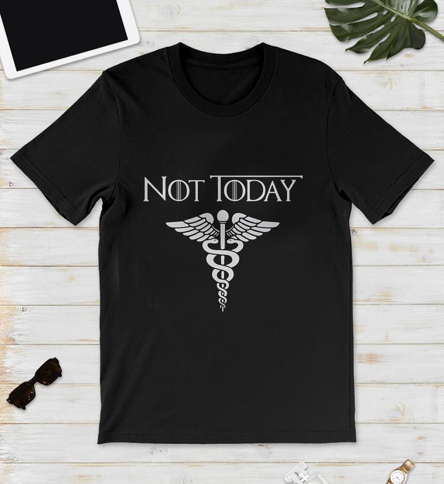 Not today nurse 2020 I cant stay at home quarantined unisex shirt