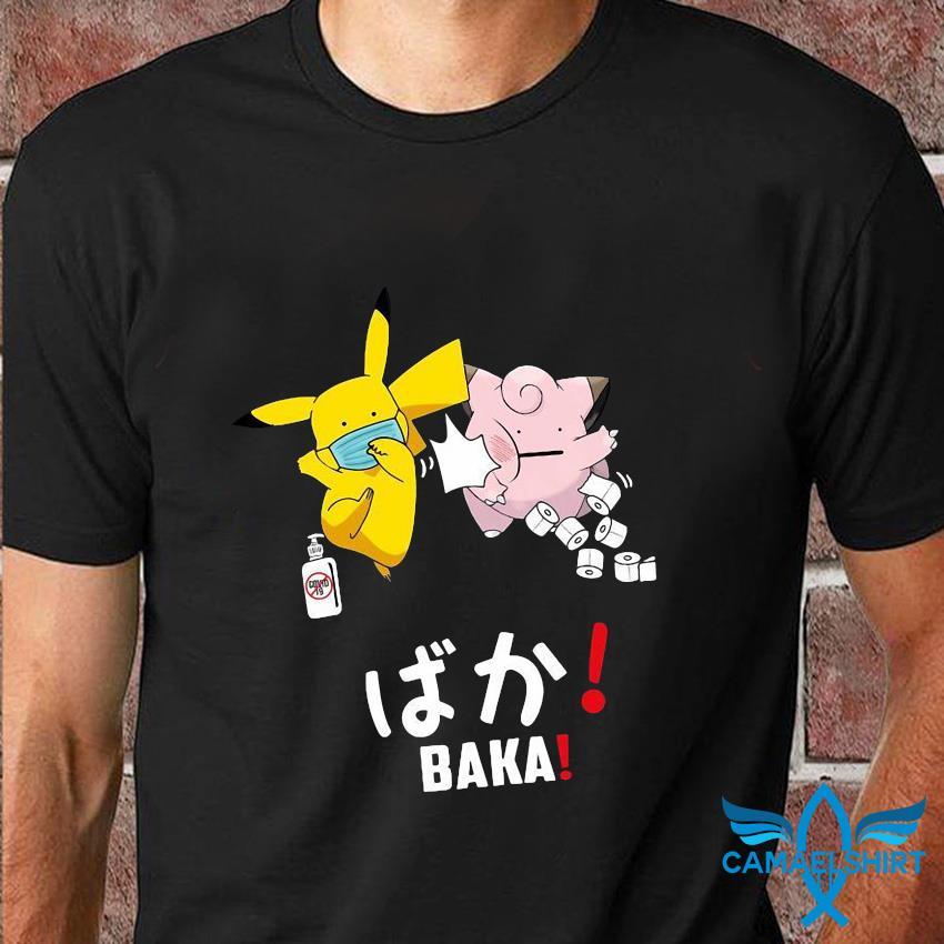 Pikachu slap Jigglypuff baka funny