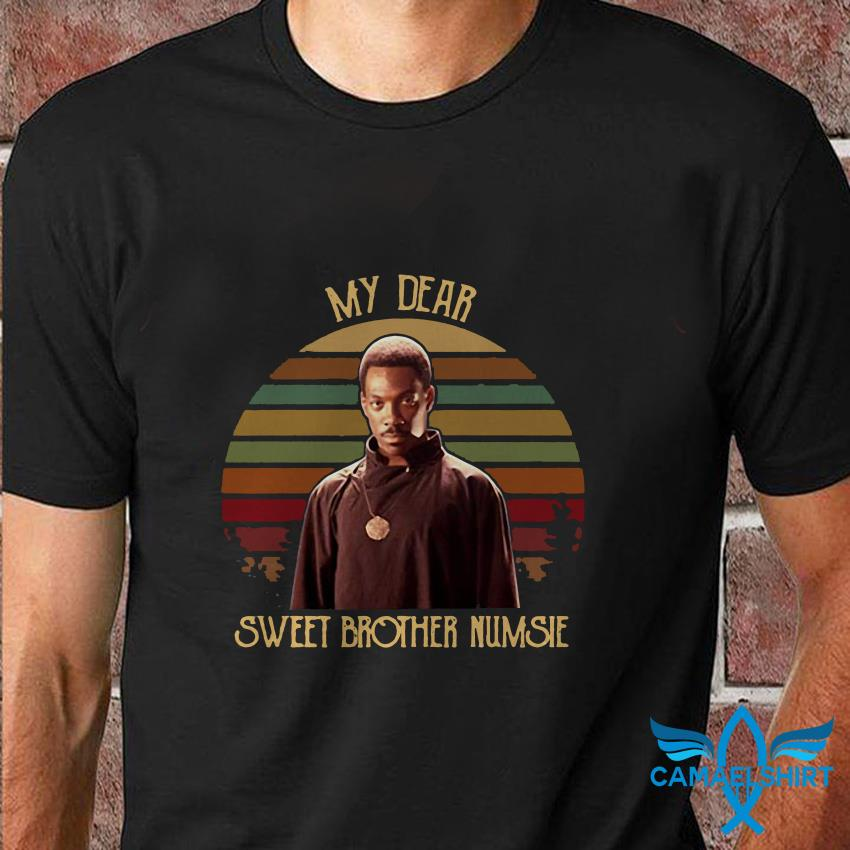 The Golden Child my dear sweet brother numsie vintage t shirt