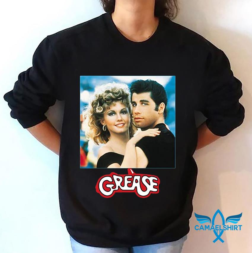 Grease poster 70s Romantic movie sweatshirt