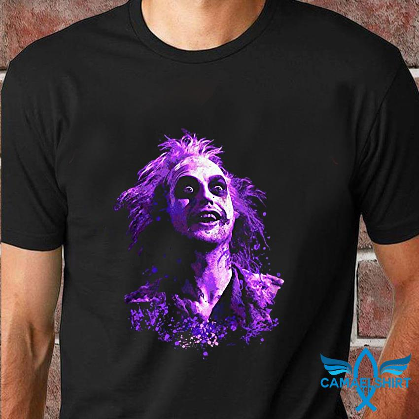 Beetlejuice Movie funny fantasy thriller t-shirt