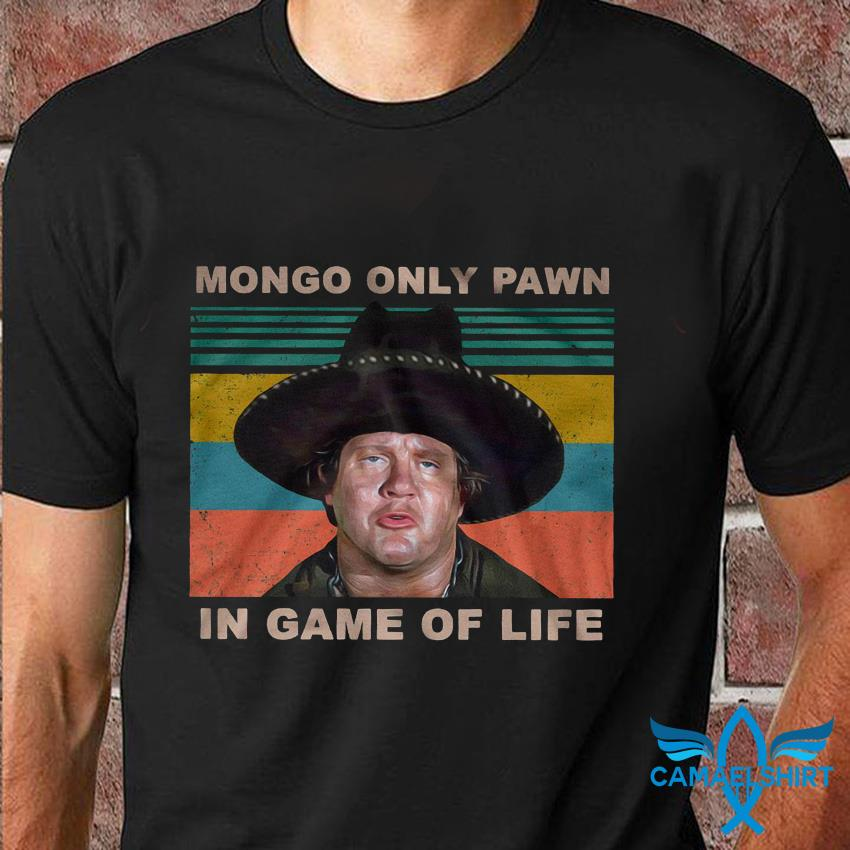 Richard Pryor mongo only pawn in game of life vintage t-shirt