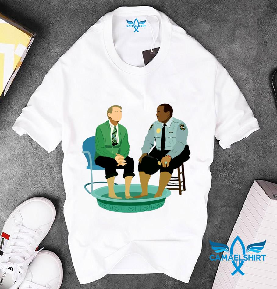 Funny Mister Rogers gay police t-s unisex