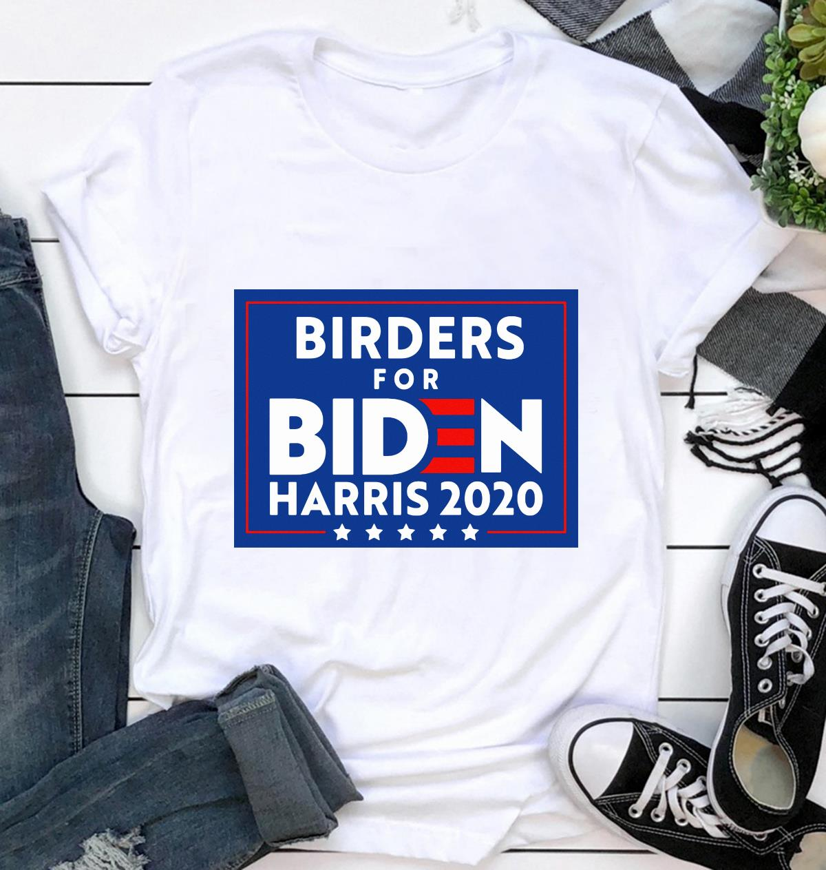 Birders for Biden Harris 2020 Sign ca