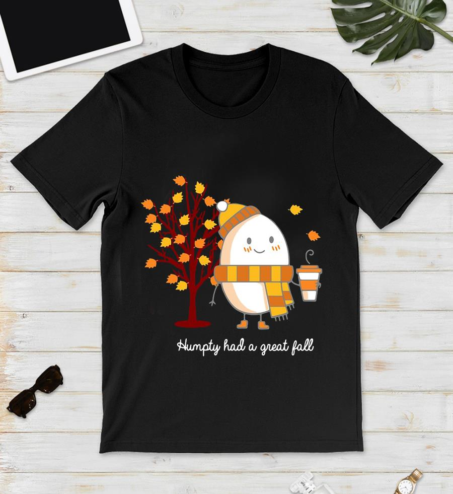 Humpty had a great fall Harry Potter t-s unisex