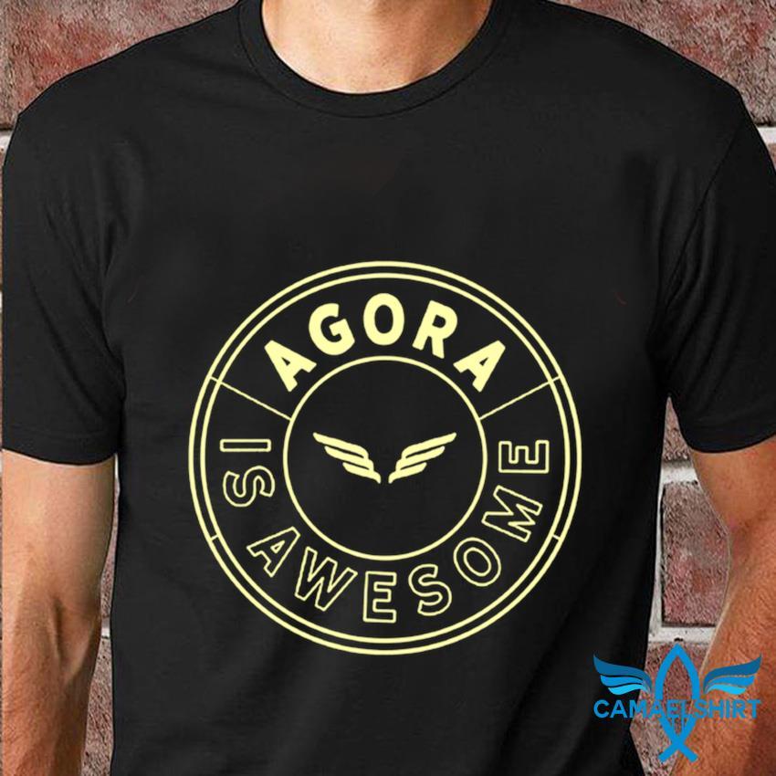Mumford and Sons Agora t-shirt