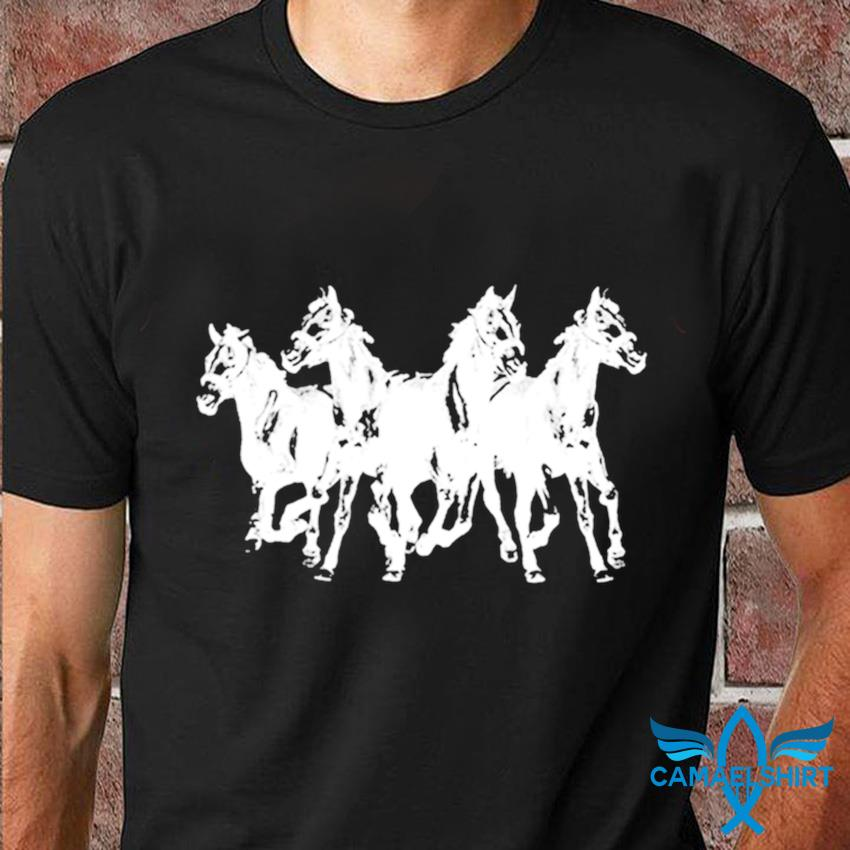 Mumford and Sons Horses t-shirt