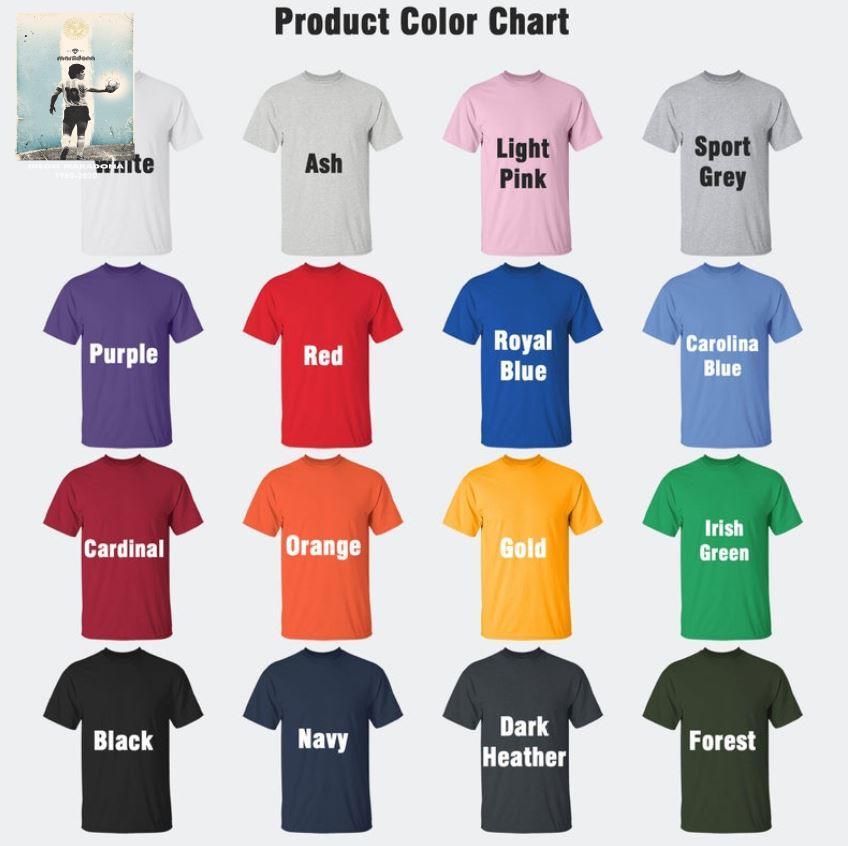 Goodbye Diego Maradona tribute 1960-2020 s Camaelshirt Color chart