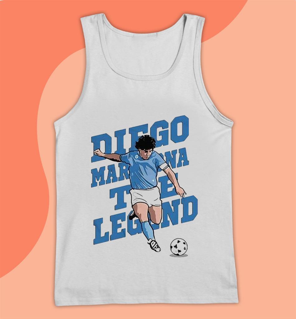 The golden boy hand of God Diego Maradona t-s Tank top