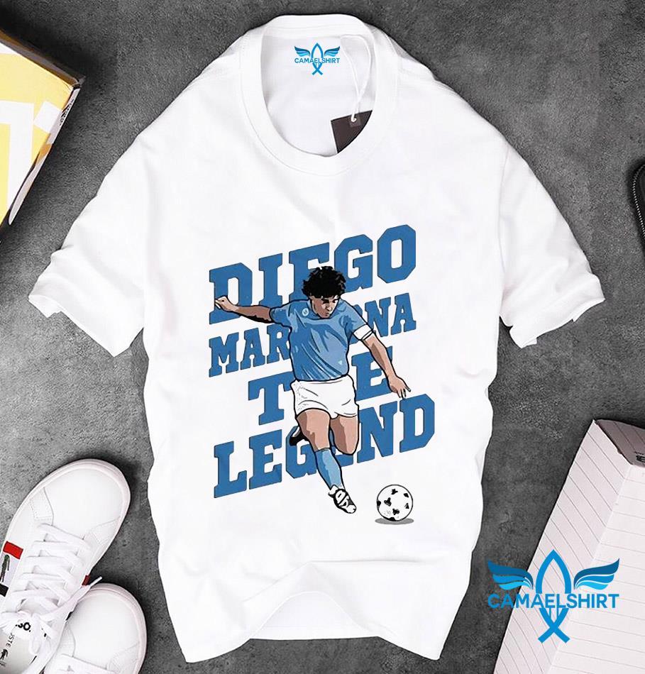 The golden boy hand of God Diego Maradona t-s unisex