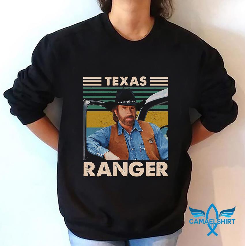 Texas Ranger vintage t-s sweatshirt
