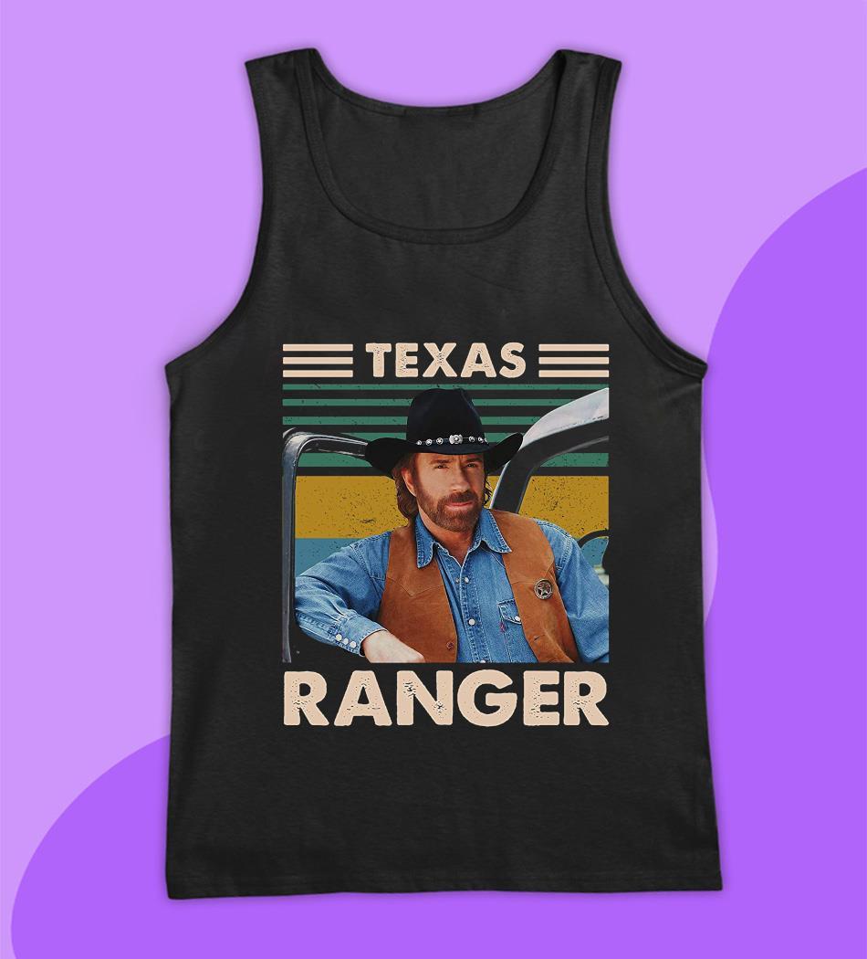 Texas Ranger vintage t-s tank top