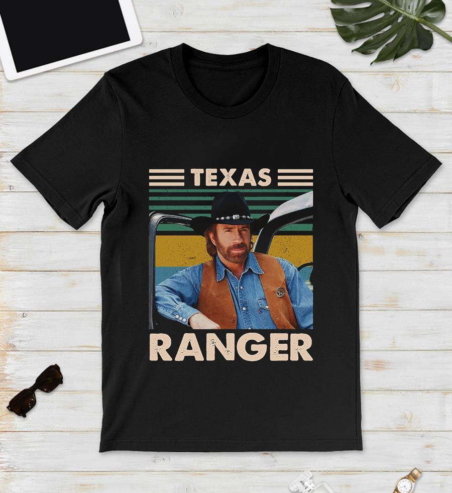 Texas Ranger vintage t-s unisex