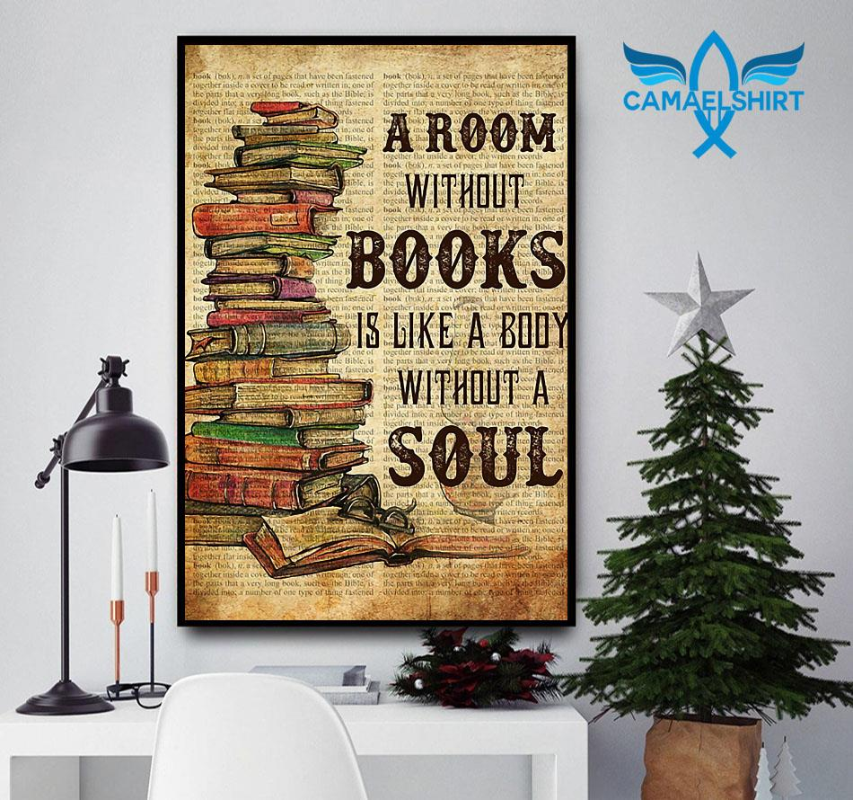 A room without books definition poster
